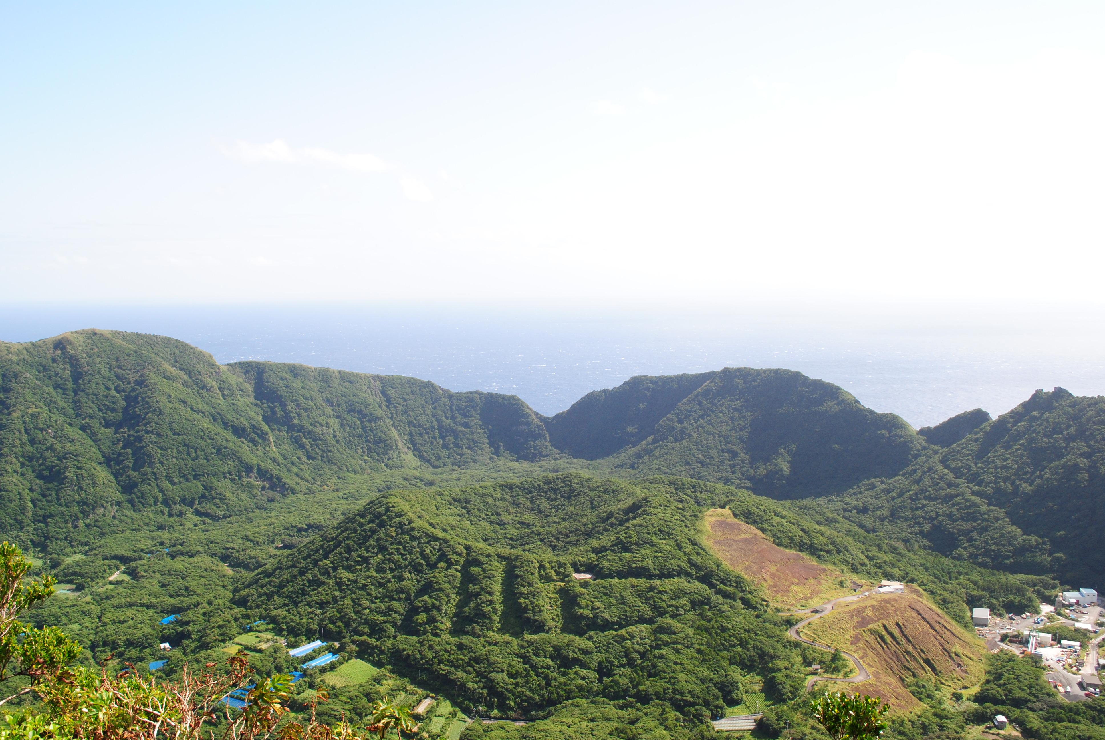 村 青ヶ島